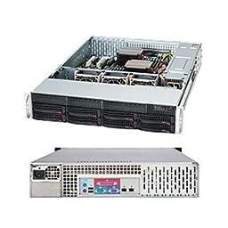 CSE-825TQ-563LPB SuperChassis (CSE-825TQ-563LPB) -