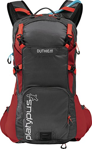 Platypus Duthie A.M. 10.0 Hydration Pack, Red Alloy