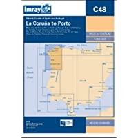 Imray Chart C48: A Coruna to Porto (C