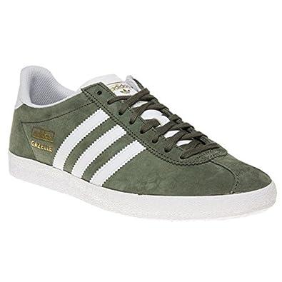 timeless design 2c503 b96af adidas Gazelle Og Herren Sneaker Grün