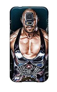 Galaxy S5 Case Cover Ryback Wwe Superstar 2013 Case - Eco-friendly Packaging