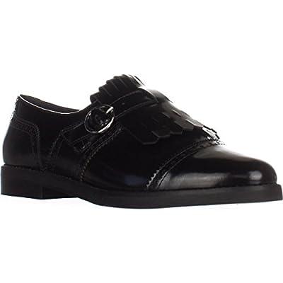 Isa Tapia Ali Slip On Loafers - Black