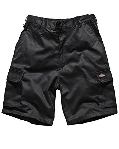 Dickies Men's 'Redhawk' Cargo Shorts - 2 Colours 40 Waist X Regular Black