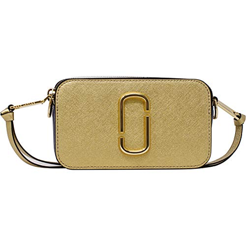 Marc Jacobs Women's Snapshot Gold Multi One Size (Jacobs Marc Gold)