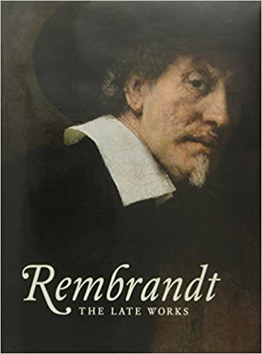 rembrandt the late works national gallery london