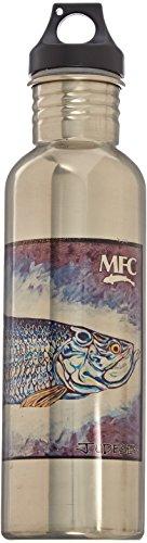 MFC Udesen Stainless Steel Water Bottle, Full Tarpon