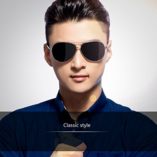 personalidad conducción de sol HL HD Gafas Hombre conducción Conductor Nuevo Gafas de Polarizadas de Hombres Espejo de Gafas Gafas 0UxqxwdB