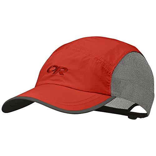Outdoor Research Swift Cap Sun Hat, Diablo/Dark Grey, 1size (Spring Training Hats)