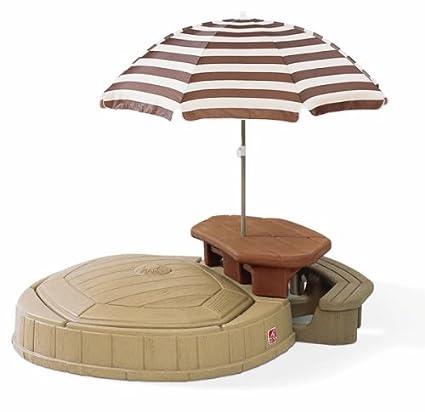 Amazon Com Step2 Naturally Playful Summertime Play Center