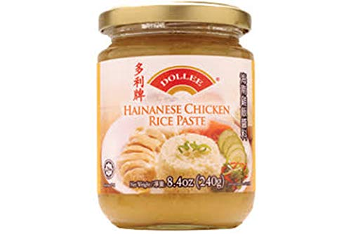 Hainanese Chicken Rice Paste - 240g (Pack of 2)