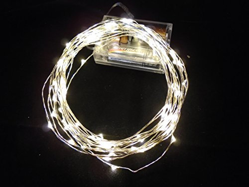 Small Floral Led Lights - 9