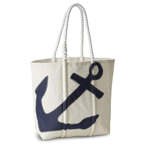 Sperry Top-Sider Sea Bags Anchor Medium Tote Unisex One Size Navy
