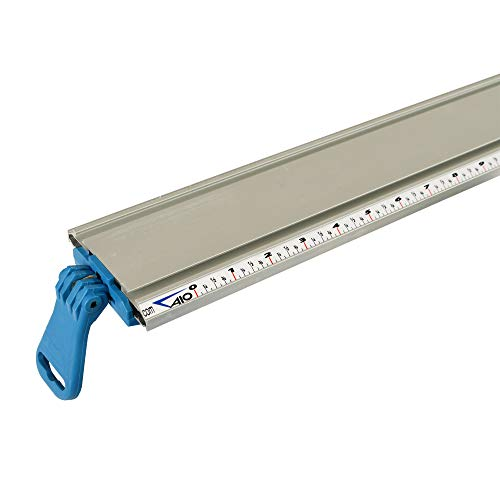 E. Emerson Tool Co. CW50 Wide 50-Inch All-In-One Contractor Straight Edge Clamping Tool Guide