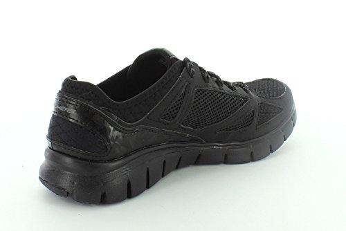 Skechers Skech-FlexRoyal Forward - zapatilla deportiva de material sintético mujer Black