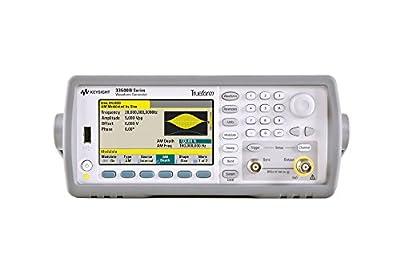 Keysight Technologies 33511B Waveform Generator, 20 MHz, 1-Channel, with Arb