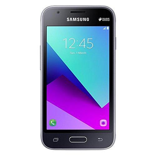 Samsung Galaxy J1 Mini Prime J106M Unlocked GSM 4G LTE Quad-Core Dual-SIM Phone - Black
