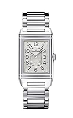 Jaeger LeCoultre Ladies Stainless Steel Grande Reverso Ultra Thin Q3208120