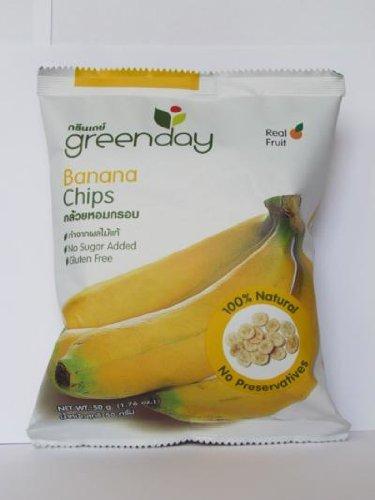 Greenday Banana Chips 1.76 Oz.(50 G.)