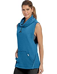Women's French Terry Sleeveless Pullover