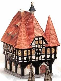Wurm Kg Lichthaus Historisches Rathaus Michelstadt Im Odenwald
