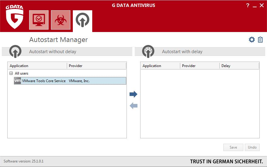 G DATA Antivirus 2015 | Download | Windows | 1 PC | 1 Year