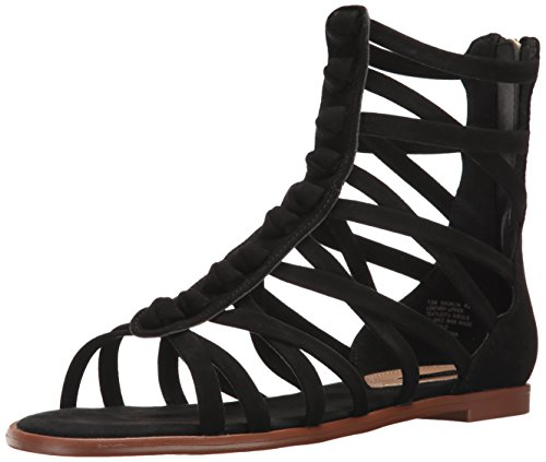 kensie Women Gladiator Sandal Black Macklin A4ACwxzqZn
