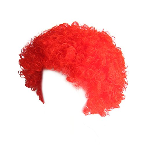 Seaso (Red Halloween Wigs)