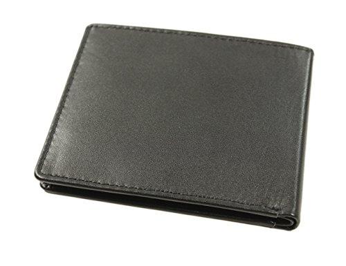 Irish Leather Wallet Black Celtic Wolf Hound Design Ireland Made by Biddy Murphy (Image #4)