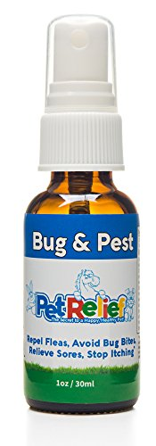 PET RELIEF Bug & Pest Relief, 30ml, for Dogs