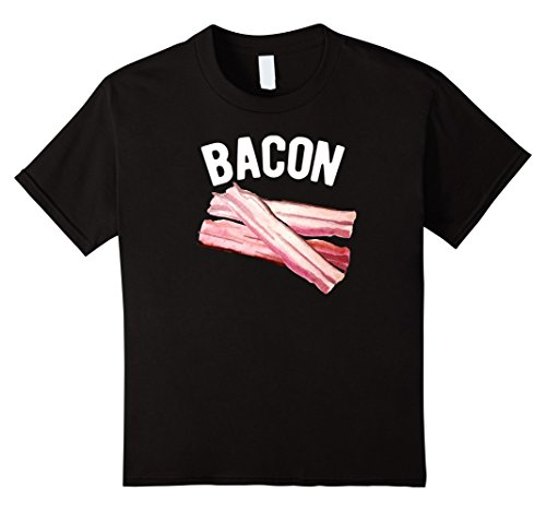 Kids Bacon & (Eggs) Funny Matching Halloween Costume T-Shirt 4 - Eggs Costume Bacon Halloween And