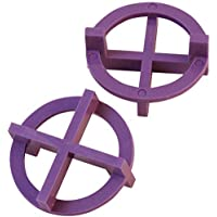 3/32 TAVY Tile Spacer, Purple - 2003 by Tavy