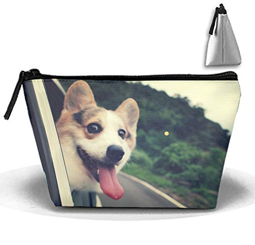 Dog Muzzle Box Car Toiletry Kit for Men and Women Multifunction Case
