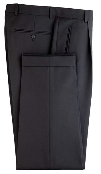 Gentleline Traje Pantalones/Pantalón camarero, cintura ...
