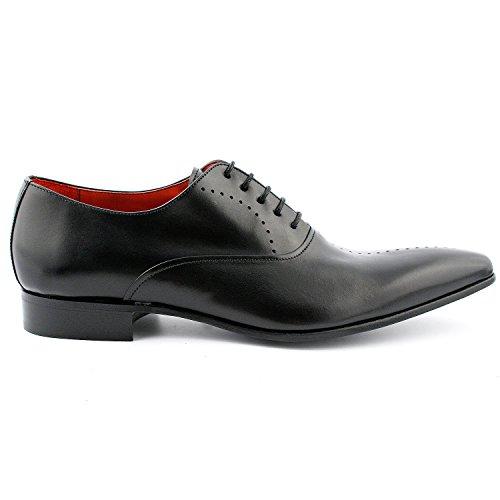 Exclusif Paris Kirk, Chaussures homme Richelieus