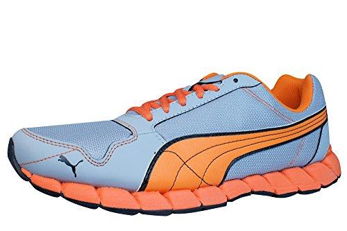 PUMA Kevler Runner Mens Running Sneakers - Shoes-Grey-9.5