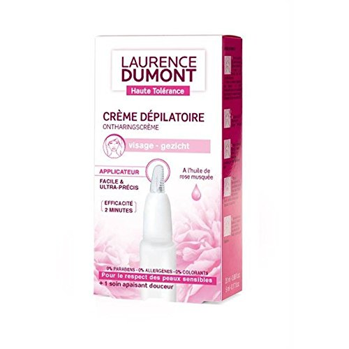 Laurence Dumont - Crema Depilatoria De Alta Tolerancia Facial 20Ml ...