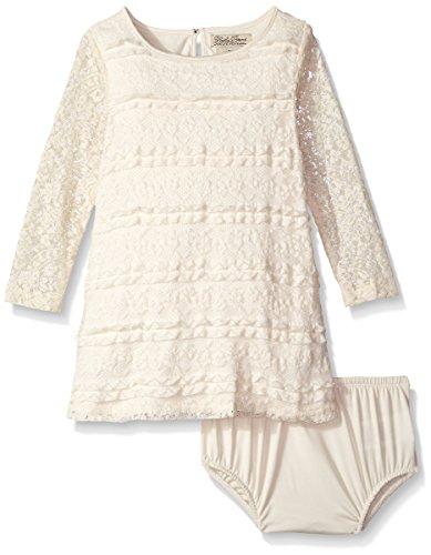 Lucky Brand Little Girls' Kingston Dress, Antique, 6 by Lucky Brand