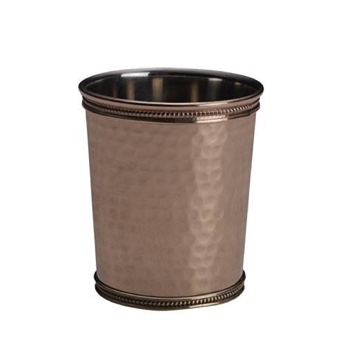 Mikasa Solid Copper Hammered Mint Julep Cup by Mikasa