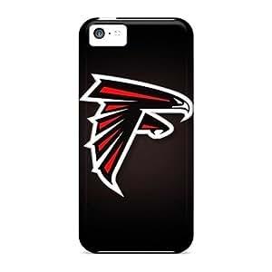 Unique Design Iphone 5c Durable Case Cover Atlanta Falcons