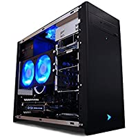 Velocity Micro Raptor M60 VR-Ready Gaming PC AMD Ryzen 7 1700X 8GB NVIDIA GTX 1070 16GB DDR4-2400 525GB SSD 1TB HDD Windows 10