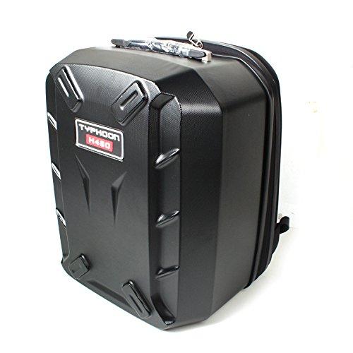 ショルダーバッグ ハードシェルケース 収納バッグ 内装 for YUNEEC TYPHOON用 H480 (ブラック)の商品画像