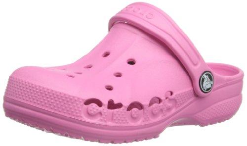 CROCS BAYA KIDS PINK LEMONADE UNISEX KIDS SLINGBACK Size 1M by Crocs