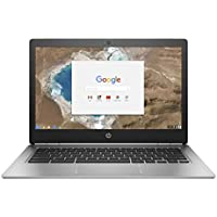 2017 HP 13-G1 13.3 QHD Aluminum Chromebook Laptop Computer, Intel Dual-Core M3-6Y30 up to 2.20GHz, 4GB RAM, 32GB SSD, WiFi 802.11ac, Bluetooth 4.0, USB 3.1, Chrome OS (Certified Refurbished)