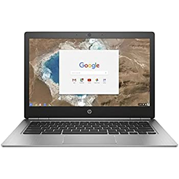 "2017 HP 13-G1 13.3"" QHD Aluminum Chromebook Laptop Computer, Intel Dual-Core M3-6Y30 up to 2.20GHz, 4GB RAM, 32GB SSD, WiFi 802.11ac, Bluetooth 4.0, USB 3.1, Chrome OS (Certified Refurbished)"