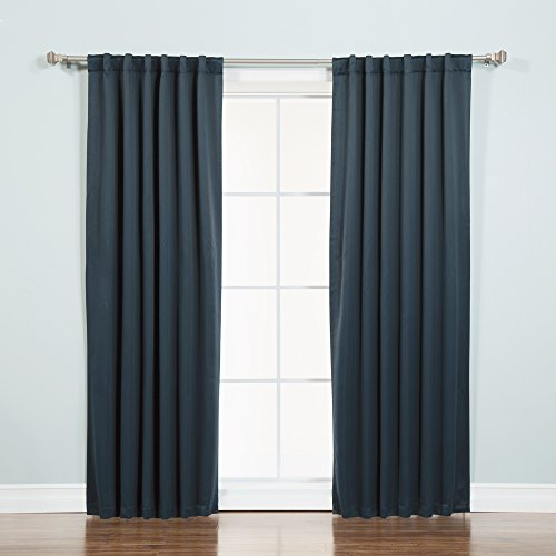 velvet thermal curtains - 9