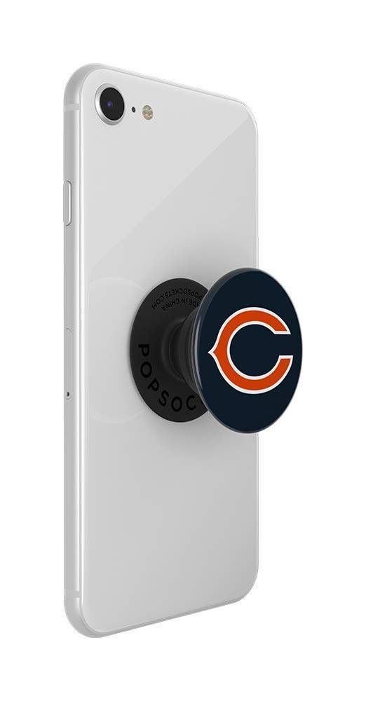 Chicago Bears Helmet NFL PopSockets PopGrip with Swappable Top for Phones /& Tablets