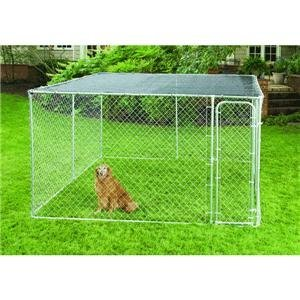 Sunblock Top Kennel Roof For Sale