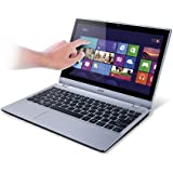 Acer Aspire V5-122P-0825 11.6-Inch Touchscreen Laptop (Chill Silver)