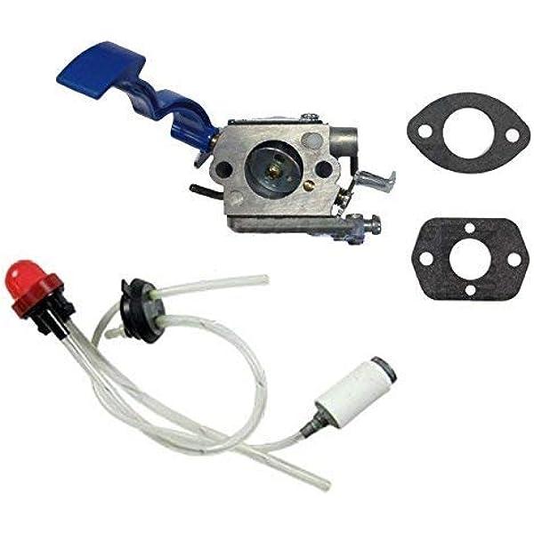 Gas Fuel Line Kit Filtres Primer Ampoule Fit Pour Husqvarna 125B 545081841 581798001