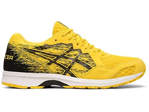 (ASICS Men's LYTERACER Running Shoes, 11M, TAI-CHI Yellow/Black)